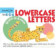 Grow to Know: Lowercase Letters