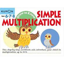 Grow to Know: Simple Multiplication